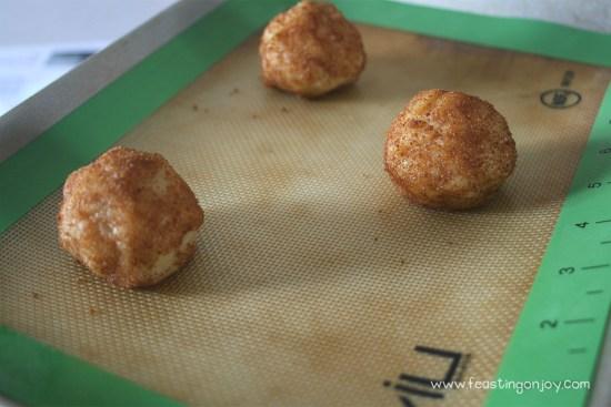 Paleo He's Alive Buns {Gluten, Grain, Diary, Nut & Seed Free} 5 | Feasting On Joy