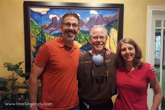 Our Experience With Dr. Nunnally 10 | Oral Health Series | Feasting On Joy