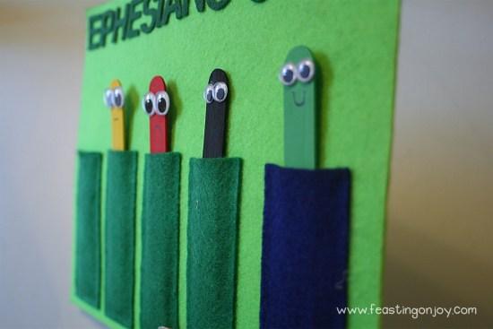 DIY Celebrating Obedience Tool 3 | Feasting On Joy