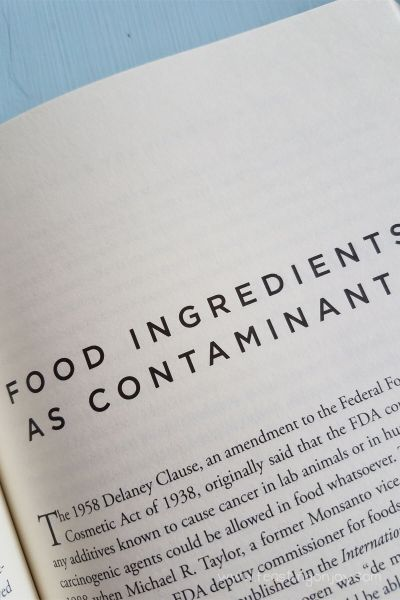 Are You Poisoning Yourself Unknowingly {Food Forensics Book Review} 5 | Feasting On Joy