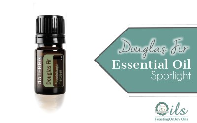 Essential Oil Spotlight: Douglas Fir