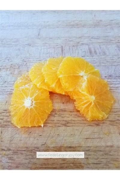 Refreshing Cinnamon Oranges 3 | Feasting On Joy