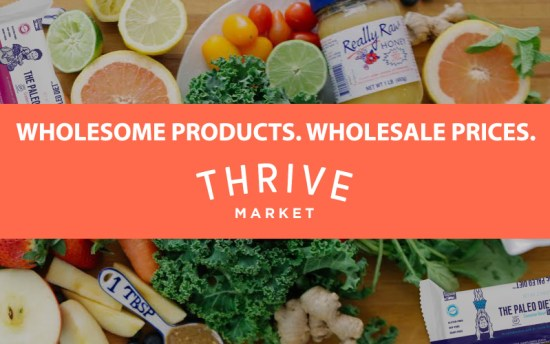 Thrive Market | Feasting On Joy