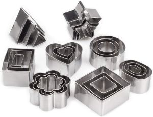 Metal Cookie Cutters | Feasting On Joy