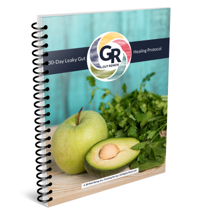 Gut Renew 30-Day Leaky Gut Healing Protocol