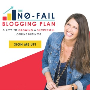 No Fail Blog Plan Free Training Series
