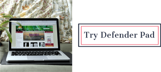 Try the EMF Defender Pad | Feasting On Joy