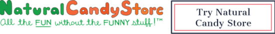 Try Natural Candy Store | Feasting On Joy