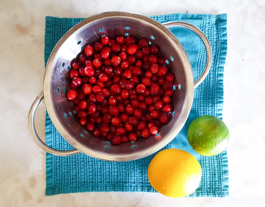 Cranberry Orange Pie with Gingersnap Crust   Feast In Thyme