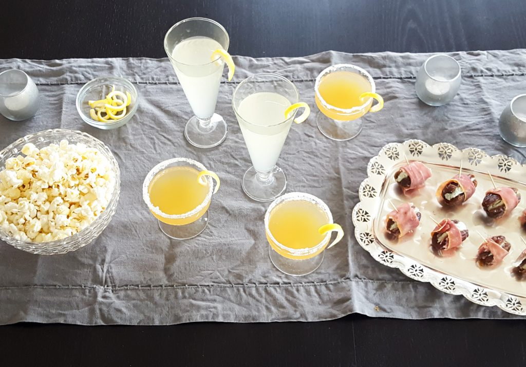 Side Cars & French 75's | Feast In Thyme