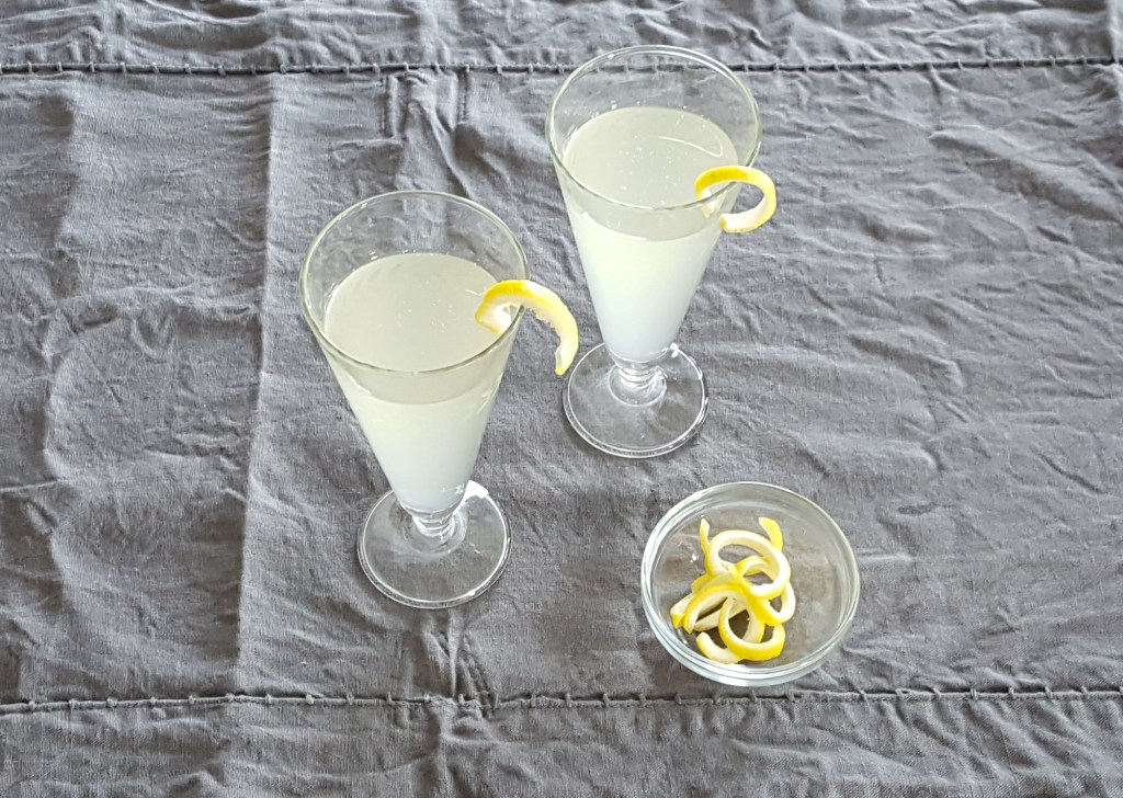 A Traditional French 75 | Feast In Thyme