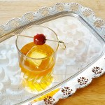 Simple Old Fashioned | Feast In Thyme