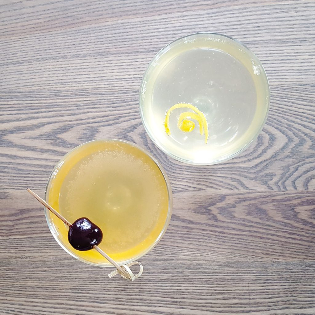 Lemon Ginger Shrub (and Cocktails!) | Feast In Thyme