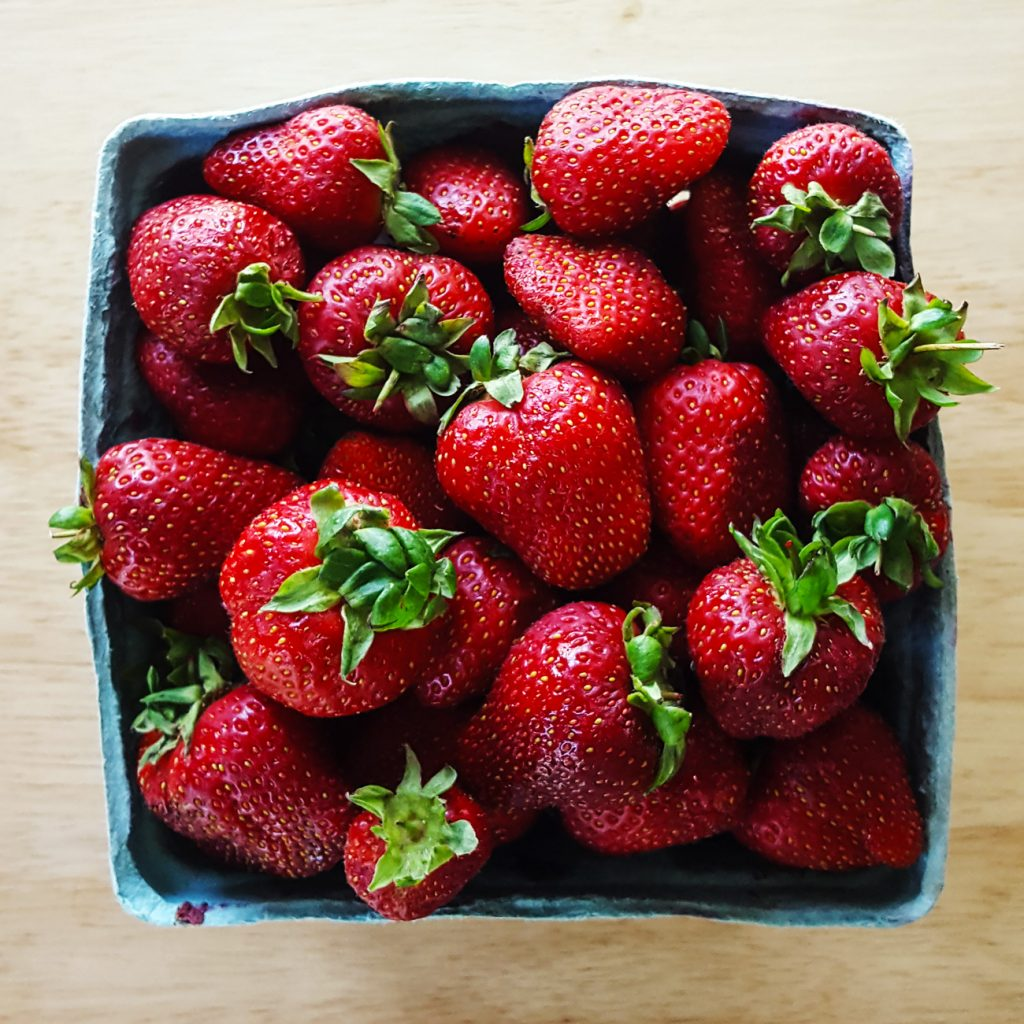 Honey Rum Strawberry Jam   Feast In Thyme
