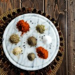 Make your own #LowFODMAP Cajun Seasoning at home with this #easyrecipe! Enjoy all the flavor of classic #Creole cooking without the onion and garlic (#FODMAP Friendly & #GlutenFree). #cajun #spiceblends #gf #homemade   FeastInThyme.com
