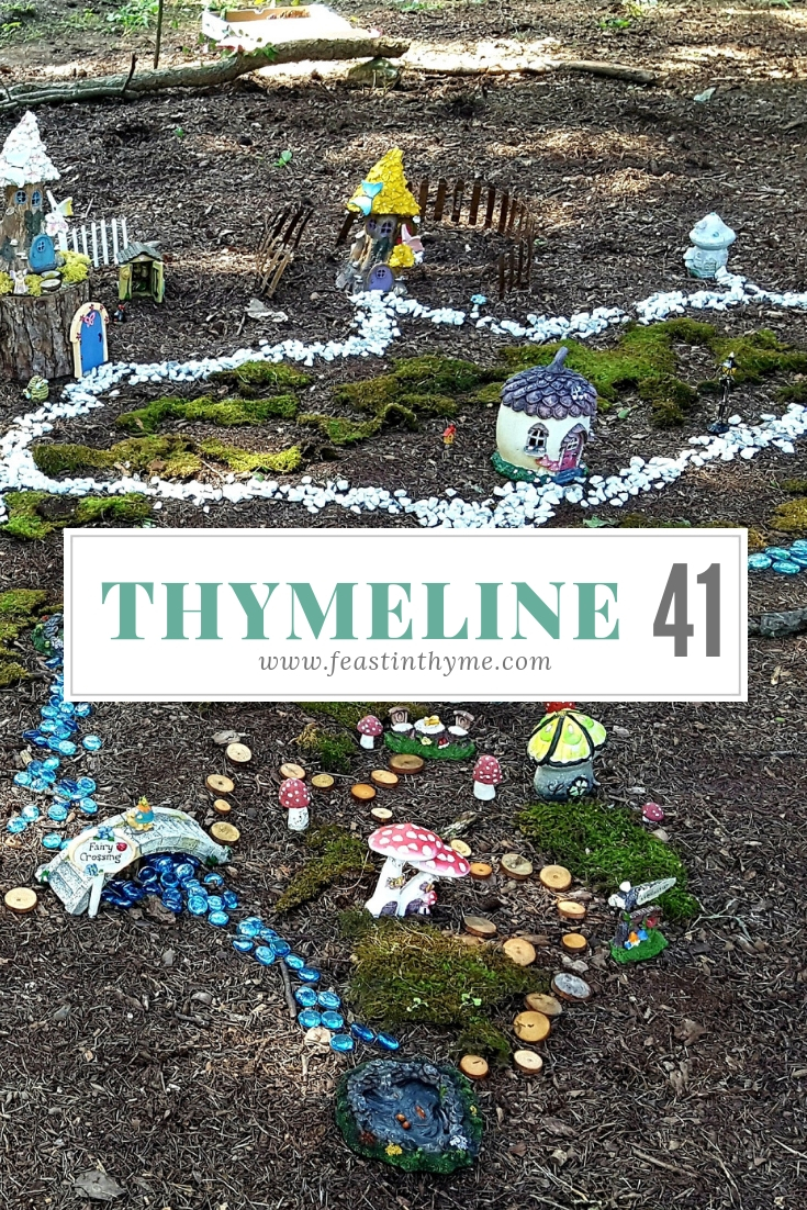 The joys of Crabmas; dealing with the daily hustle; Faerie Fest; and all your links in today's self-reflective issue of Thymeline.