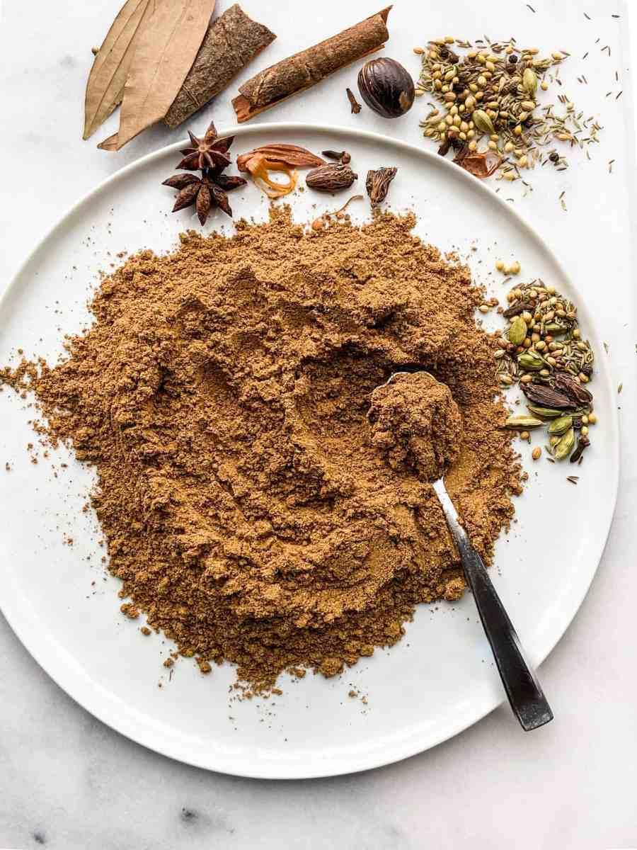 how to make Biryani masala powder?