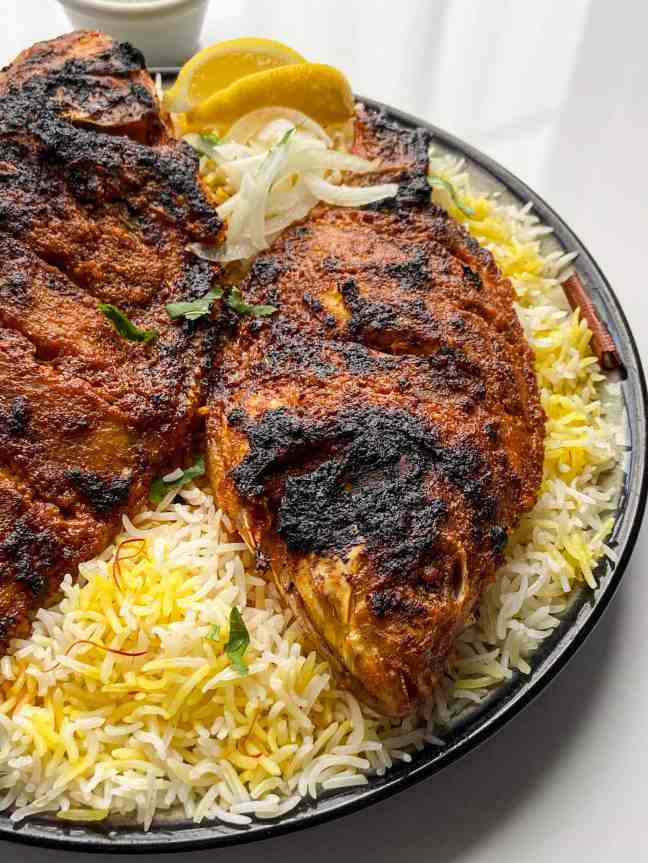 Indian fish Masala recipe