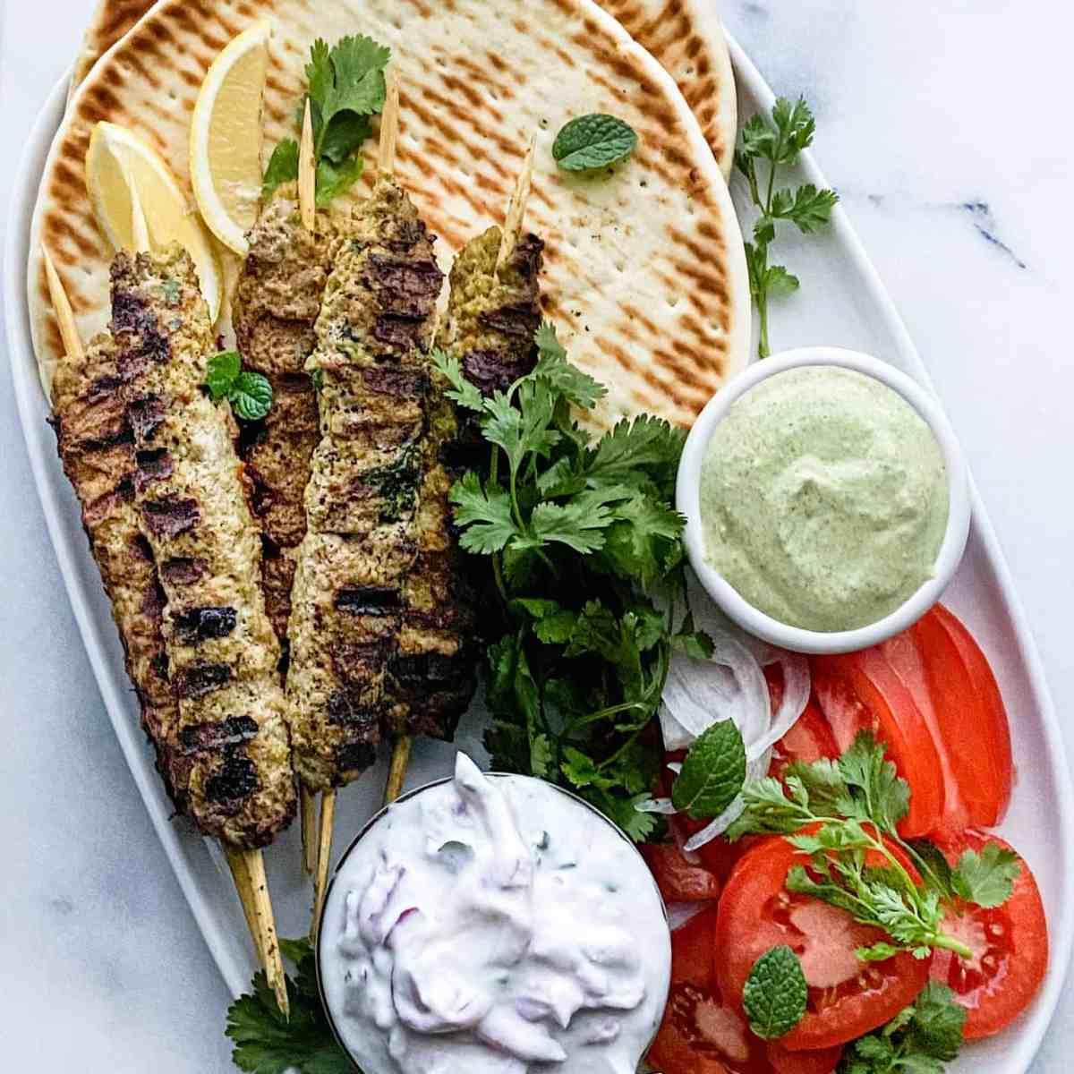 Seekh Kabab Recipe