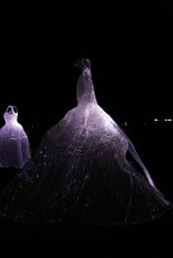 Tae Gon Kim's The Dresses - White Night - Queen Victoria Gardens