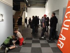 installation by Josh Pieper