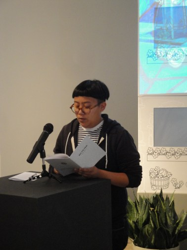 Writer in Residence Cheena Marie Lo