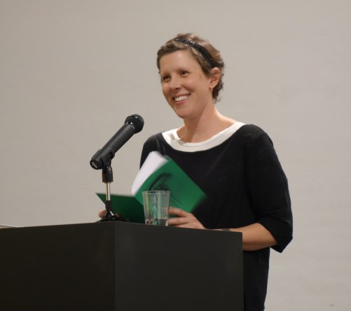 Claire Becker (Writer in Residence)