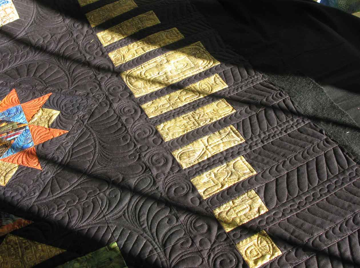 Egyptian Quilt Pictures Added