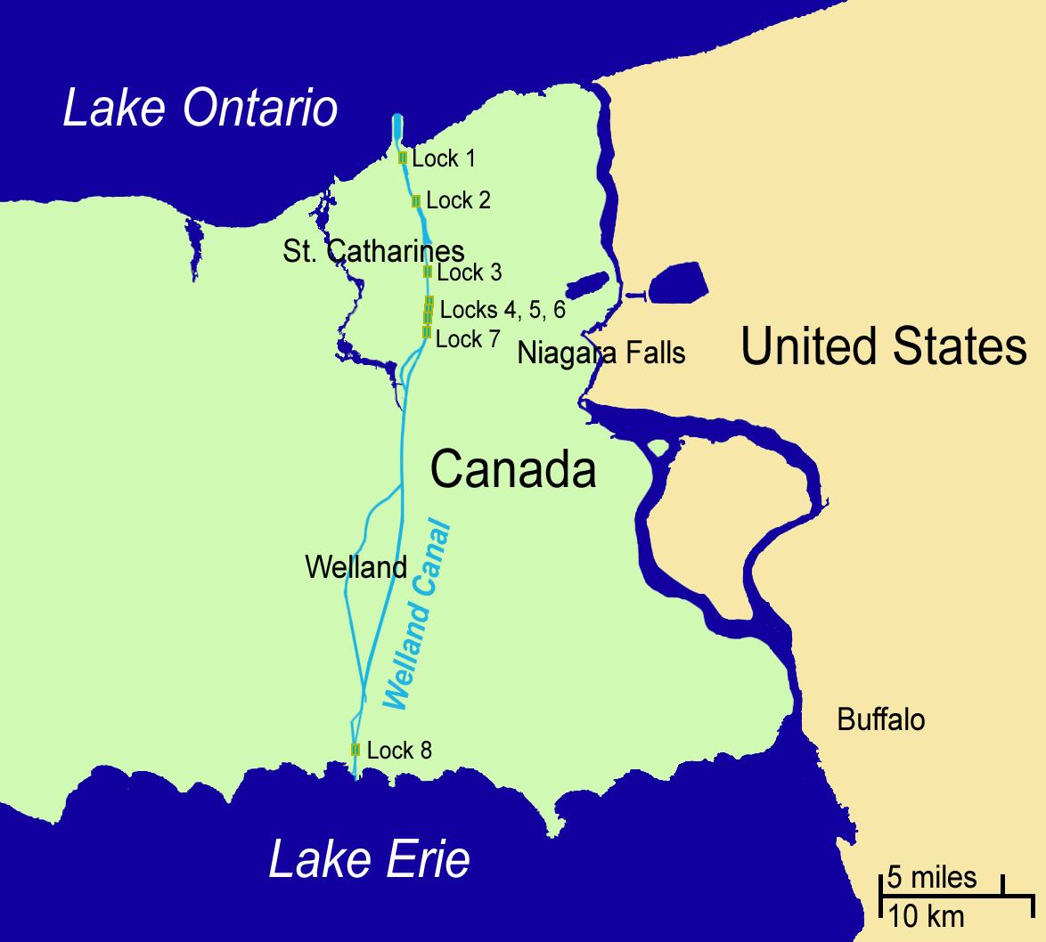 Avoiding Niagara Falls And Cbp