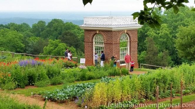 Garden Pavilion --History Geeks' Tour of Monticello