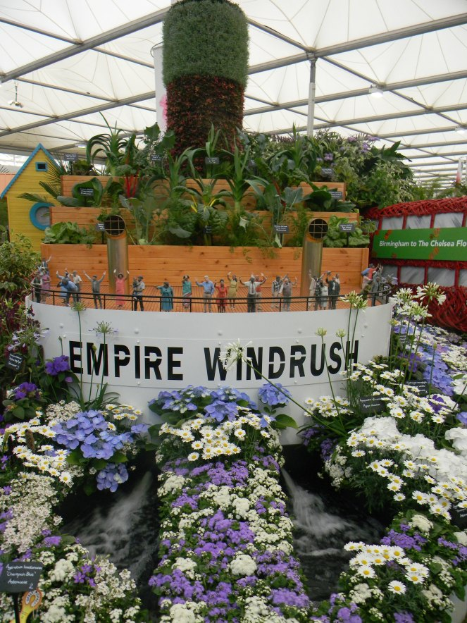 Empire Windrush --Why The Chelsea Flower Show Should Be On Your Bucket List