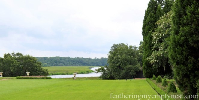 View of the Ashley River --Exploring The Enchanting Gardens Of Middleton Place