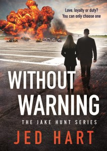without warning by Jed Hart