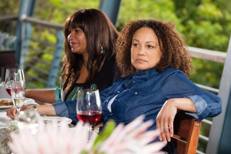 WYWL Jill Levenberg as Yasmin and Sandi Schultz as Dez