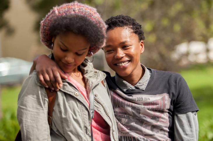 WYWL Petronella Tshuma as Asanda and Thishiwe Ziqubu as Shado 2
