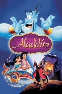 Aladdin 1992 movie poster