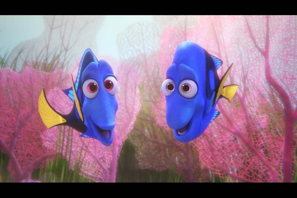 Finding Dory Dory's Parents