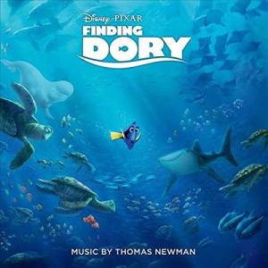 Finding Dory soundtrack album cover