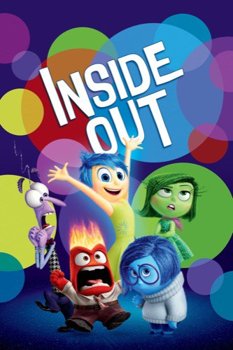 Inside Out 2015 movie poster