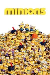 Minions 2015 movie poster
