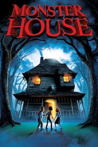 Monster House 2006 movie poster