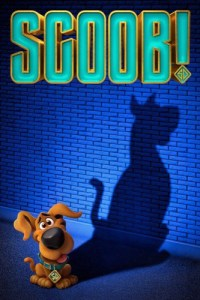 Scoob! 2020 movie poster