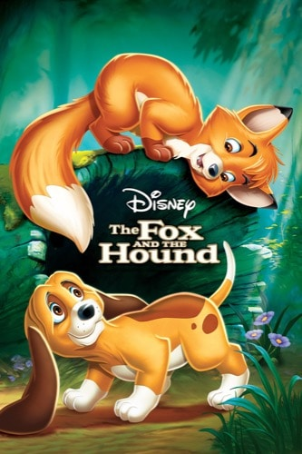 The Fox and The Hound 1981 movie poster