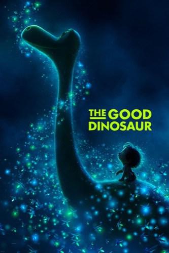 The Good Dinosaur 2015 movie poster
