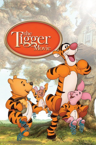 The Tigger Movie 2000 movie poster