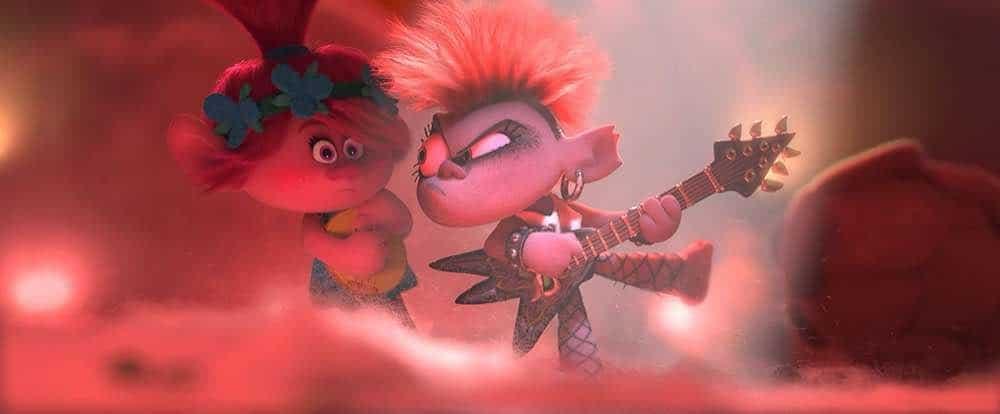 Trolls World Tour Poppy and Barb