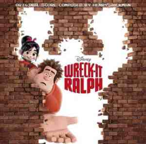 Wreck-It Ralph soundtrack album cover