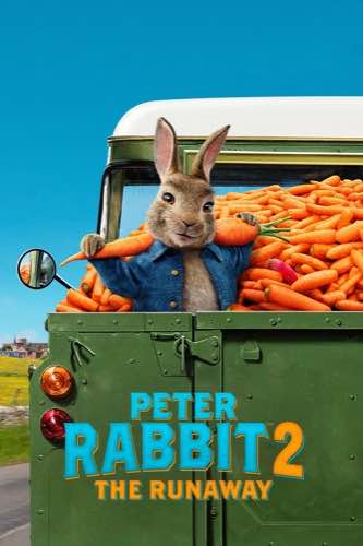 Peter Rabbit 2 The Runaway 2020 movie poster