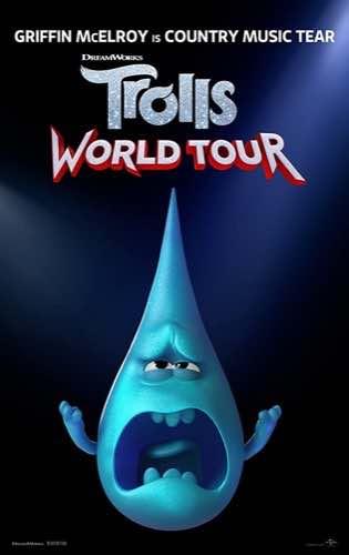 Trolls World Tour 2020 poster 5