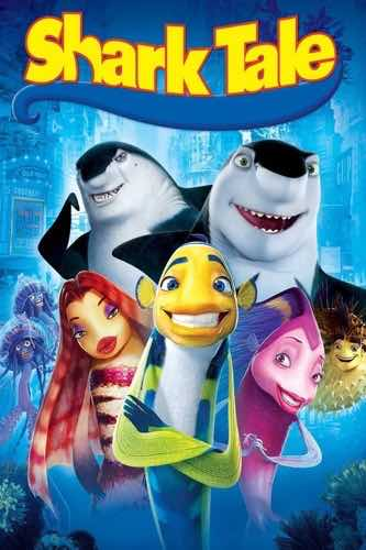 Shark Tale 2005 movie poster